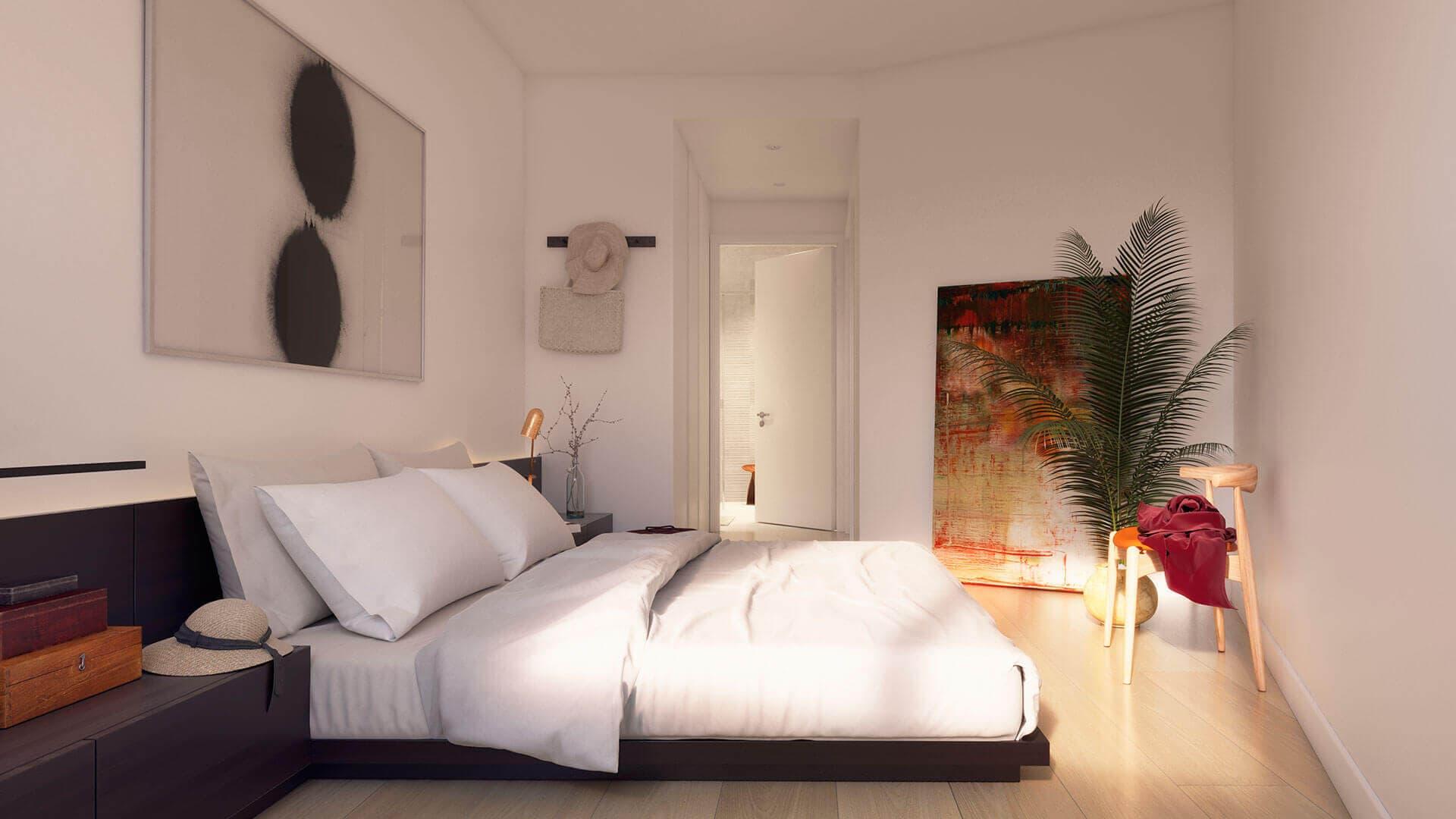 Dormitorio matrimonio Sardenya 255